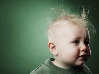 Появилась проплешина на голове у ребенка