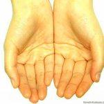 Пожелтели пальцы на руках и ладони