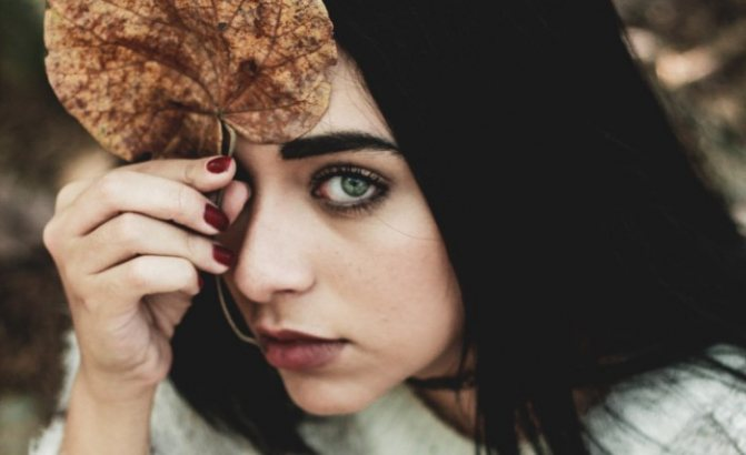 Правила ухода за кожей осенью