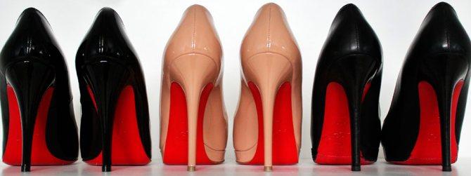 Правильно ли вы носите туфли на каблуке