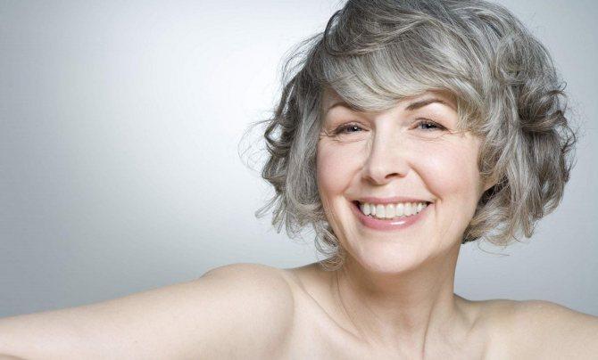 Правильный антивозрастной макияж