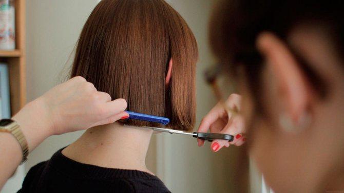 Правильный уход за редкими и тонкими волосами