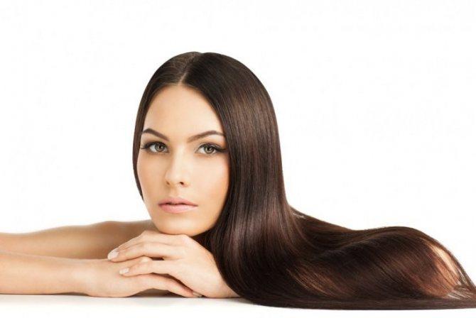 Правильный уход за волосами как часть плана профилактики седины