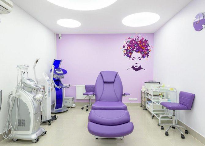 Правильный выбор салона красоты для проведения процедуры – это половина ее успеха