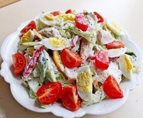 Праздничные салаты с куриным Филе: топ - 10 рецептов. 01