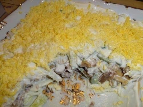 Праздничные салаты с куриным Филе: топ - 10 рецептов. 04