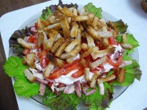 Праздничные салаты с куриным Филе: топ - 10 рецептов. 08