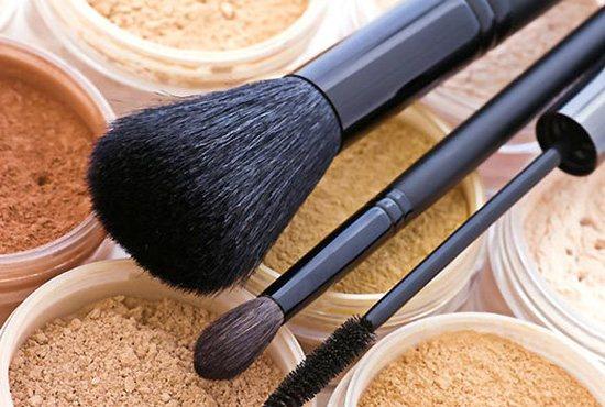 При изготовлении домашней пудры используются только натуральные компоненты