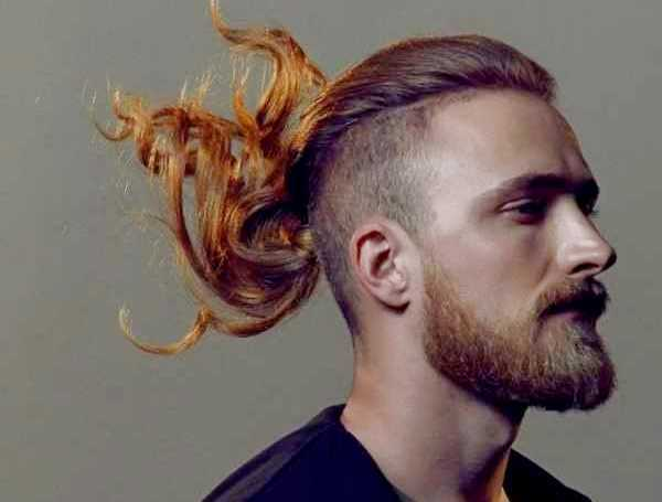 прическа с длинными волосами