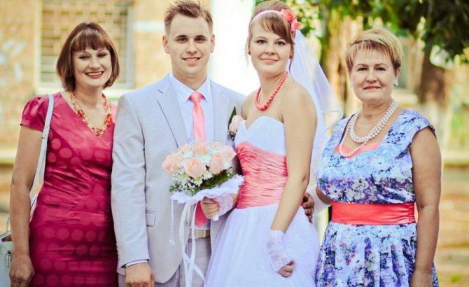 Прически для матерей жениха и невесты