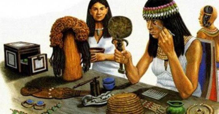 прически фараонов древнего египта