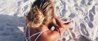Прически на пляж – правила создания комфортно и модного летнего образа