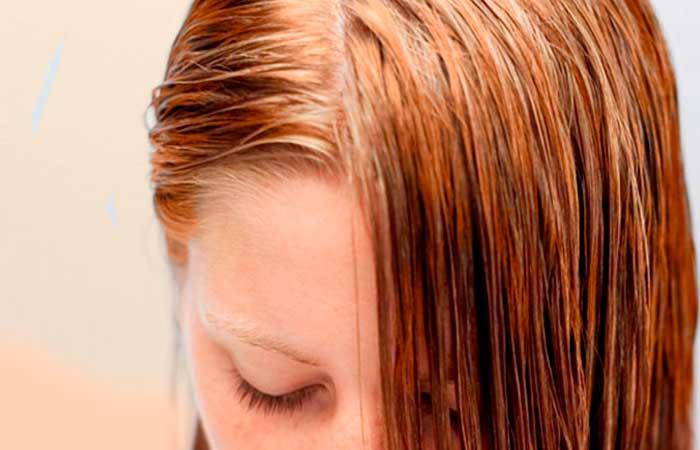 Причины избыточной жирности волос