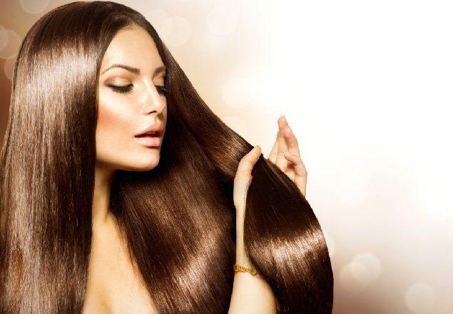 Придать волосам блеск в домашних условиях