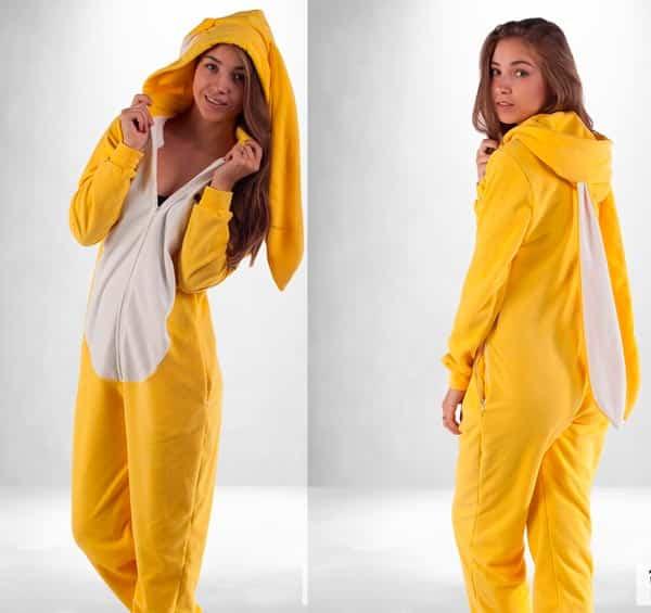 Прикольная пижама для девушки