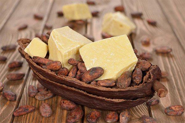 Применение масла какао в медицине