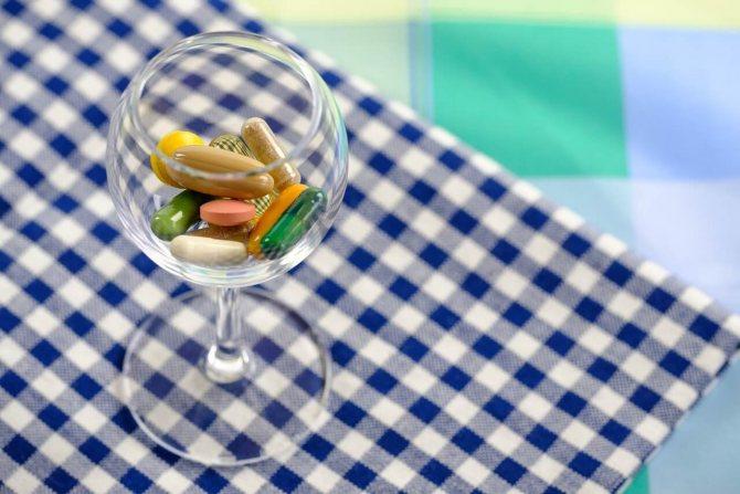 Применение витамина