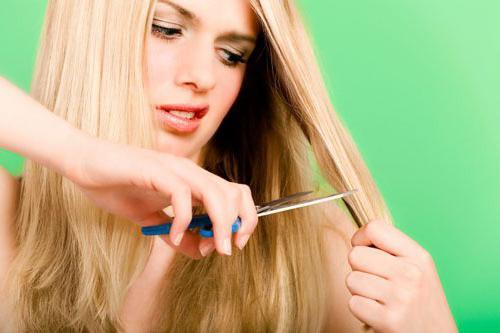 примета стричь себе волосы