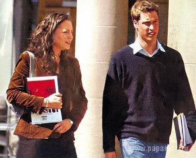 Принц Уильям и Кейт Миддлтон: история любви по-королевски