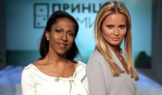 «Принцип домино»: Елена Ханга и Дана Борисова