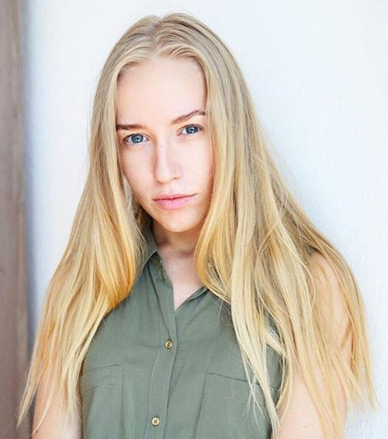 Природный блонд