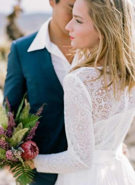 Приснилось что одета в свадебное платье