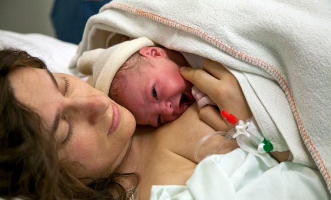 Приснился беременной ребенок
