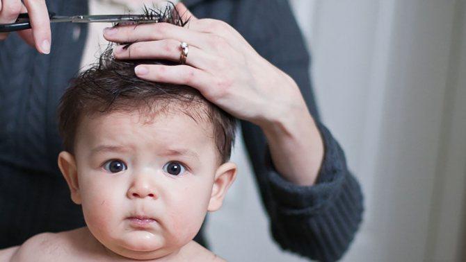 Приснился парикмахер