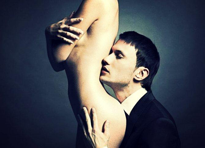 притягательный запах человеческого тела - изображение