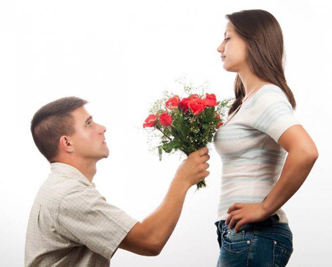 Признаки мужской измены