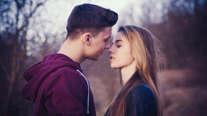 Про_поцелуй
