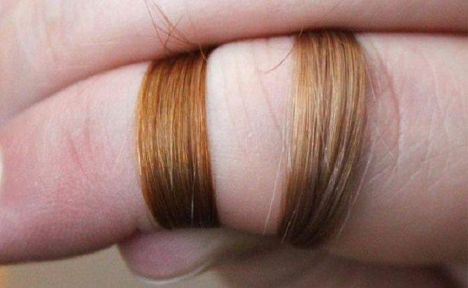 Процедуры осветления волос медом