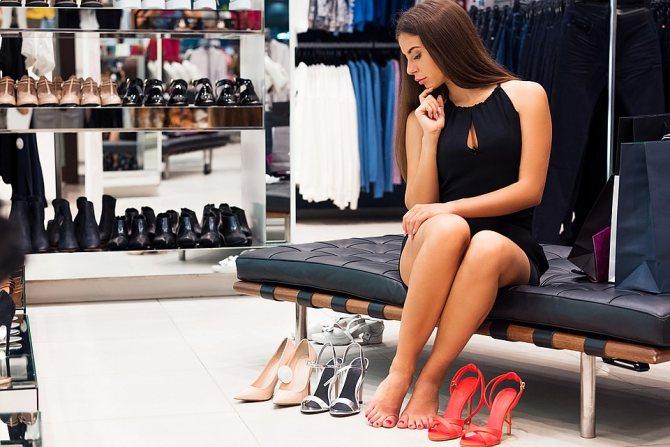 Продажи шпилек, как, впрочем, и всей обуви на каблуке в 2019 году снизились на 35% Фото: Shutterstock