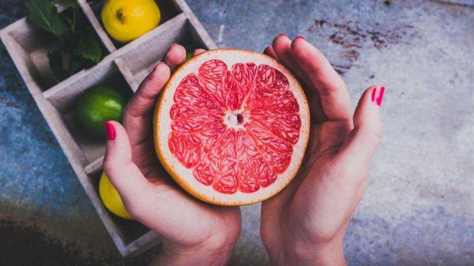 Продукты для фруктовой диеты
