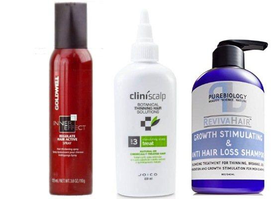 Профессиональные средства по уходу за волосами от электризации, выпадения и для роста Эстель, Лореаль, Капус, Occuba