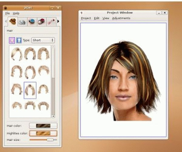 Как подобрать стрижку и прическу по фото онлайн бесплатно