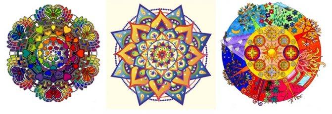 Происхождение символа мандала