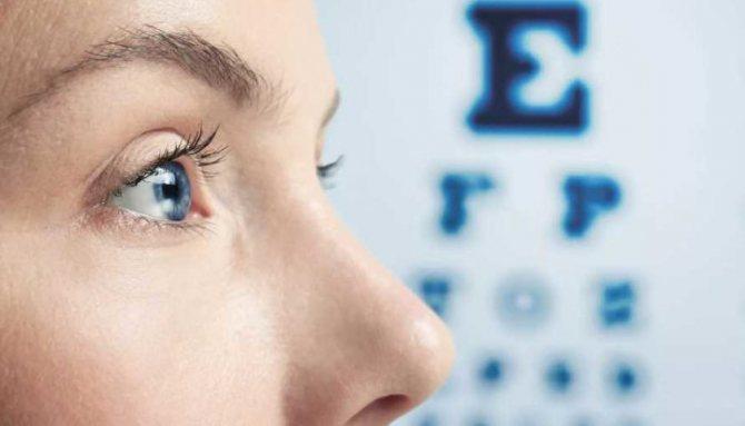 Простая гимнастика для глаз, чтобы сохранить зрение надолго