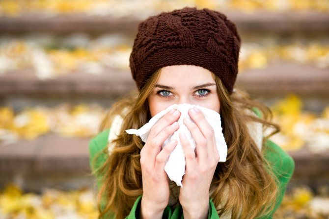 простуда осенью: почему она приходит в это время?