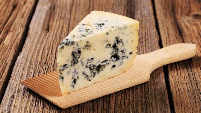 Противопоказания к употреблению сыра с плесенью и его действие на организм