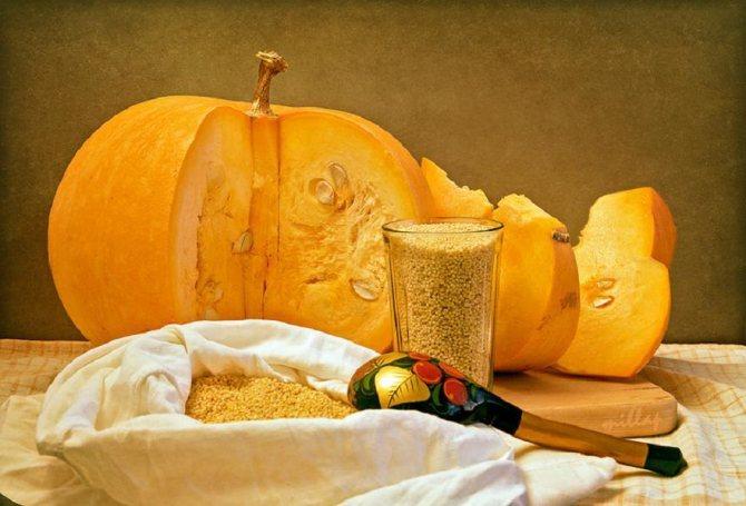 Пшено и тыква - идеальное сочетание продуктов для здорового питания и похудения