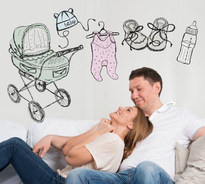 Психологические факторы готовности женщины к рождению ребенка