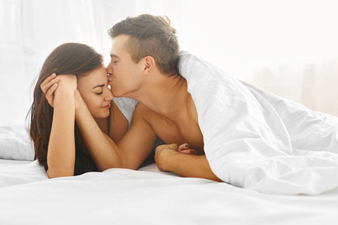 Психология мужчин в сексе