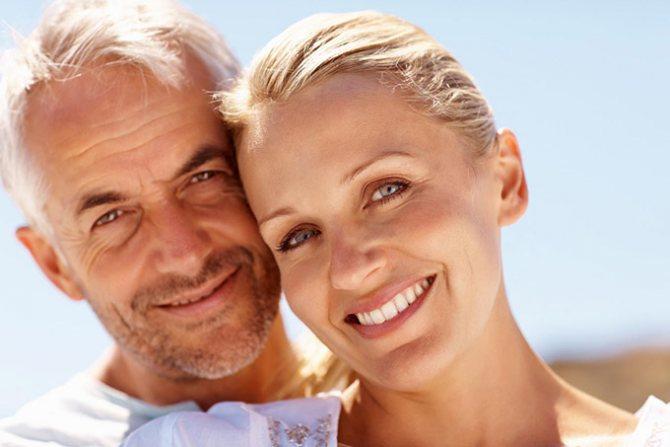 Психология отношения мужчиной старше
