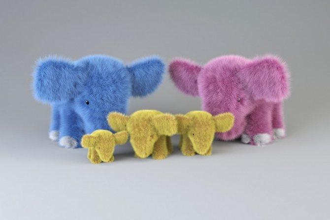 Пять слонов по фен-шуй