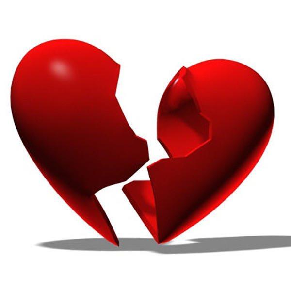 разбитое женское сердце