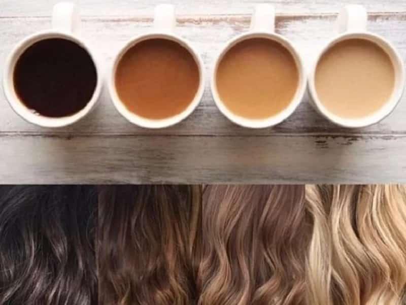 Разнообразие кофейных оттенков