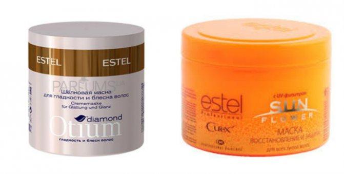 Разновидности масок Estel