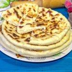 Рецепт хачапури с сыром на кефире на сковороде как уверены многие