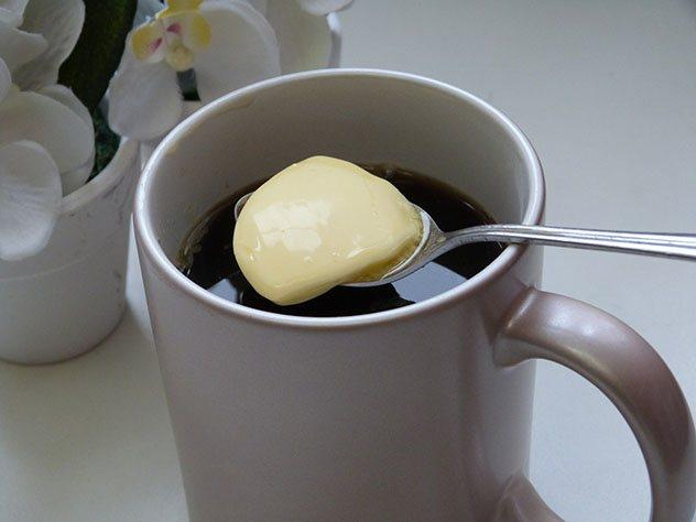 Рецепт кофе с маслом для похудения